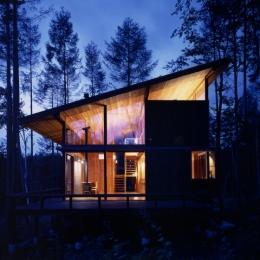 建築家 長浜信幸の事例「鳴岩の山荘」