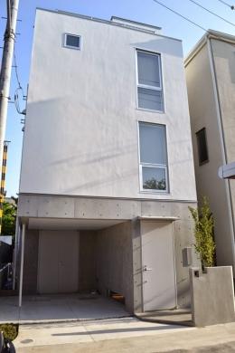 ムサシコスギ K邸 (外観)