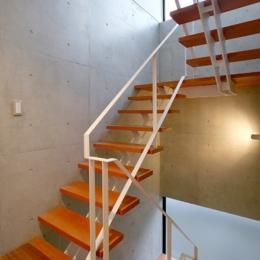 HOUSE SW (階段)