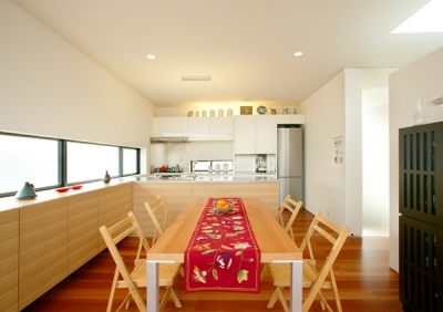 HOUSE SW (ダイニング)