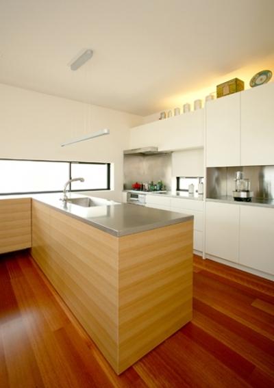 HOUSE SW (キッチン)