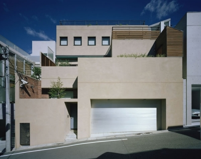 HOUSE MT (外観)