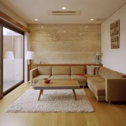 HOUSE MT (リビング)