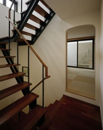 HOUSE MT (階段)