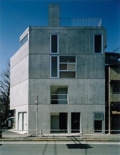 HOUSE T-T (外観)