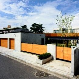 HOUSE KY (外観)