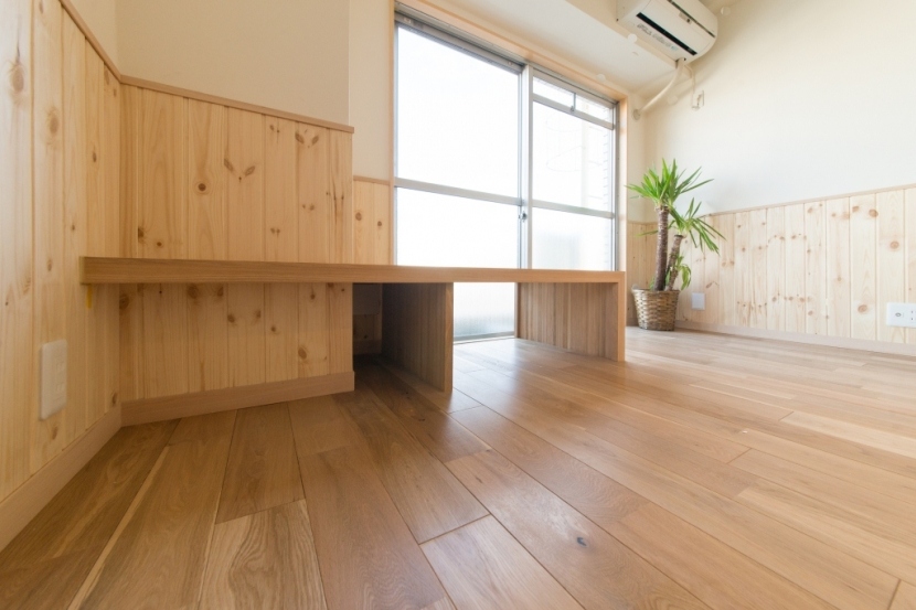 リフォーム・リノベーション会社:リノベ不動産|Beat HOUSE「自然素材に囲まれたワンちゃんとの暮らし『Organic Styleリノベーション』」