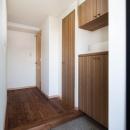無垢材特有のコントラストを活かした『Wooden Style リノベーション』
