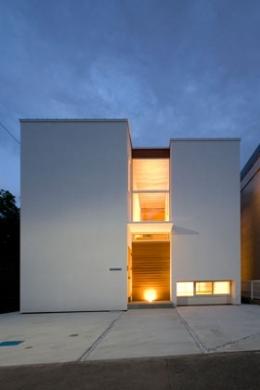 光と眺望を楽しむ家 (光と眺望を楽しむ家_外観2)
