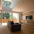 藤井 将の住宅事例「光と眺望を楽しむ家」