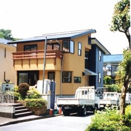 建築家 (株)共創 一級建築士事務所の事例「Hu-House」