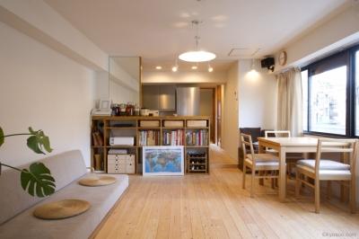 living/dining (Ar-House)