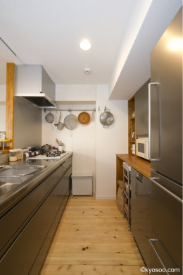 Ar-House (kitchen)