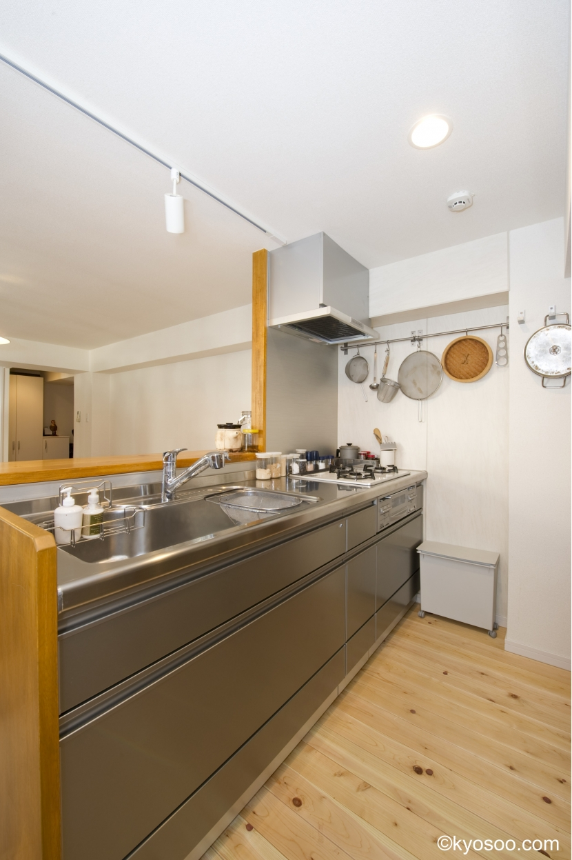 Ar-House (kitchen)