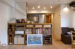 Ar-House (living room / dining room)
