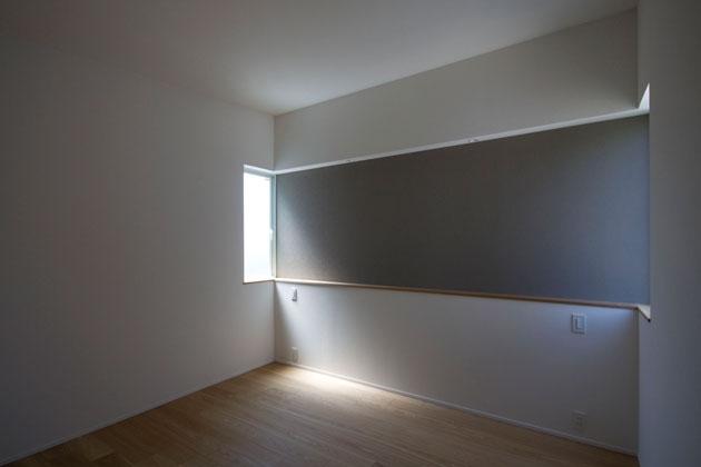 光と眺望を楽しむ家の写真 光と眺望を楽しむ家_寝室