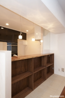 Um-House (kitchen / dining room)
