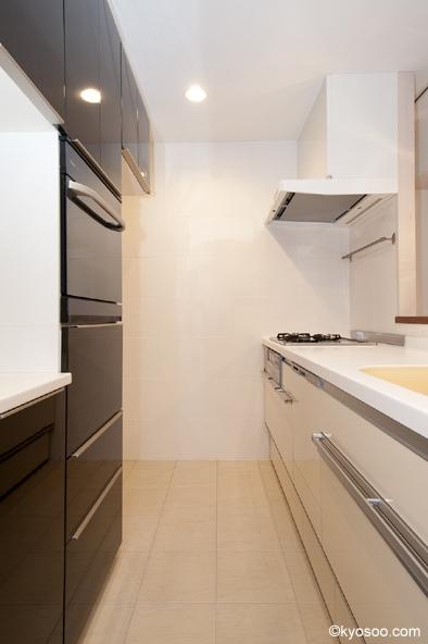 Um-Houseの部屋 kitchen