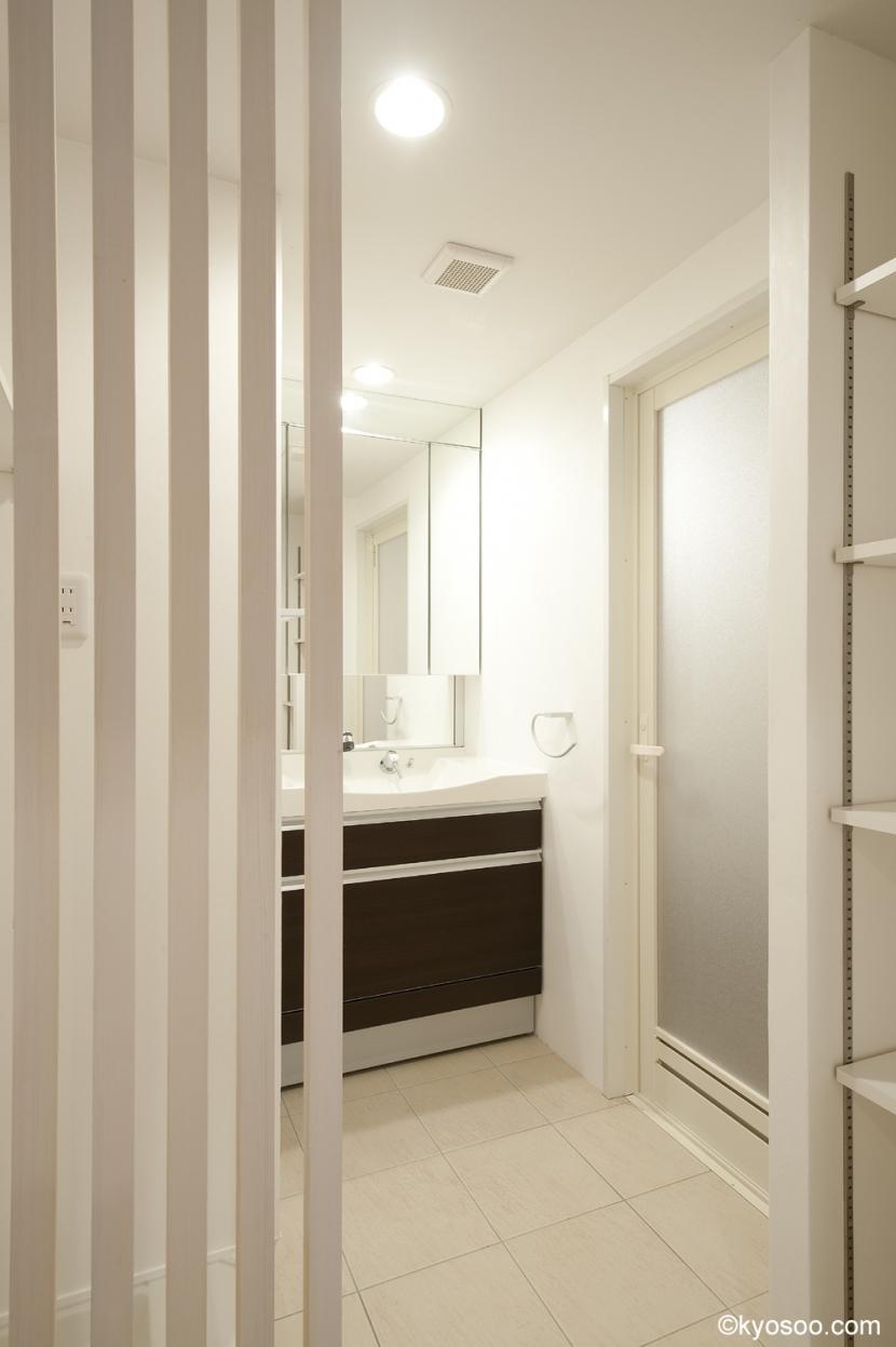 Um-Houseの部屋 utility room