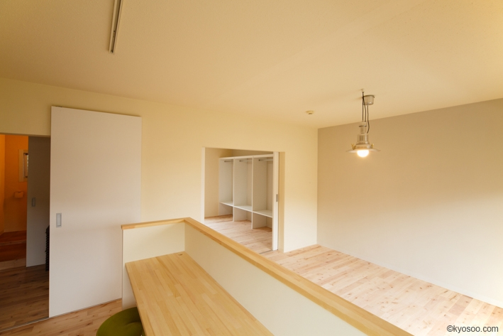 Hr-Houseの部屋 living room / dining room