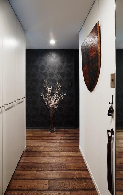 ヴィンテージマンションらしい趣をの部屋 玄関