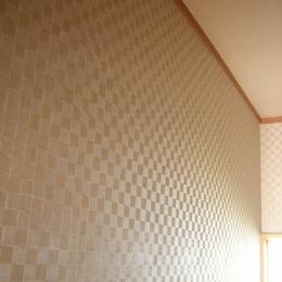 建築家 城戸 睦文の住宅事例「光と影のトイレ」