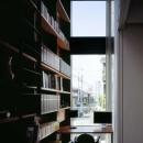 垂直にのびる書斎