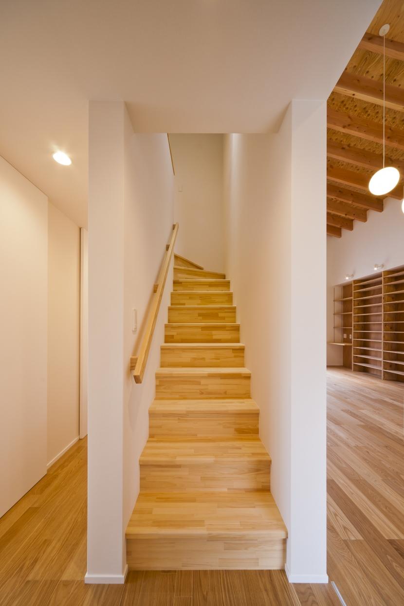 トトロの部屋 トトロ 階段