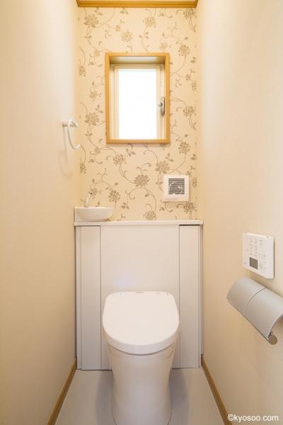 壁紙 トイレ の