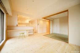Kr-House (living room / dining room)