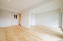 Tk-House (living room / dining room)
