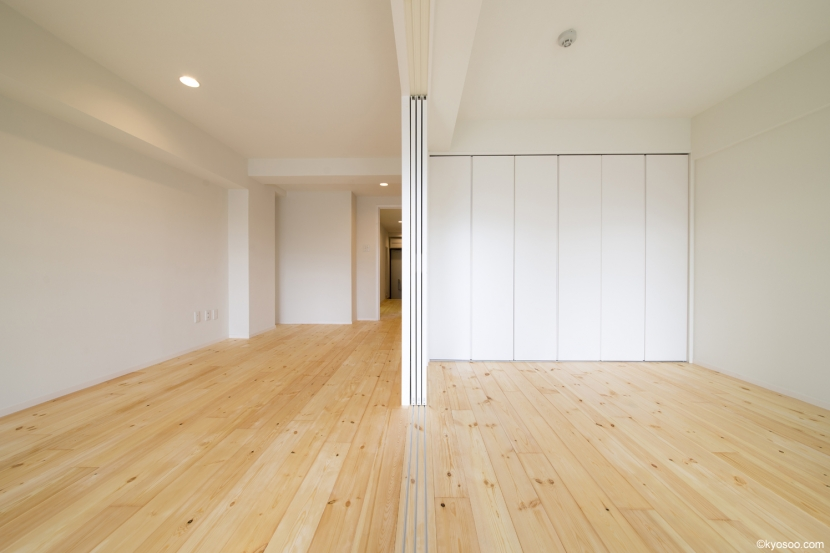 Tk-Houseの写真 living room / dining room
