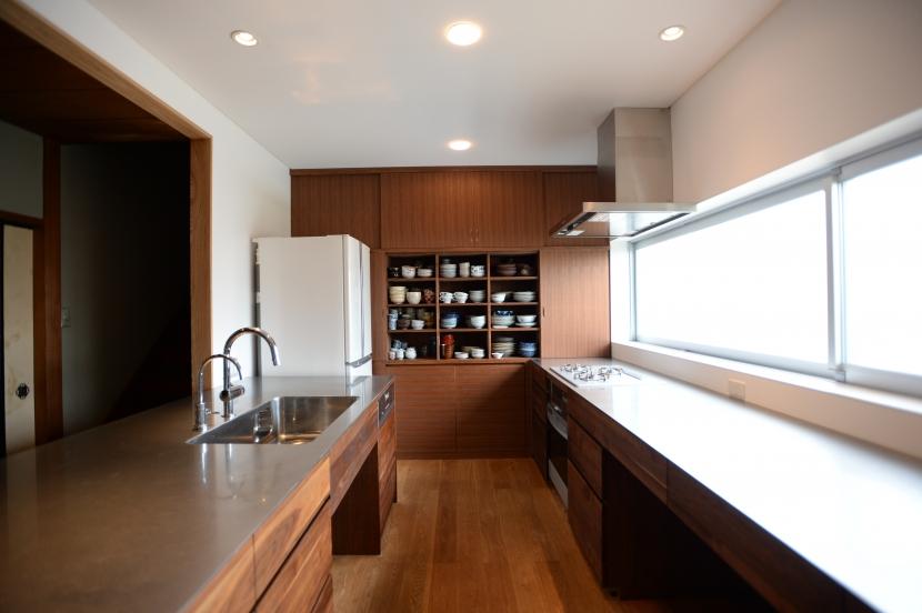 建築家:松田 周作「F邸 キッチン改修 | HOUSE F Renovation I」