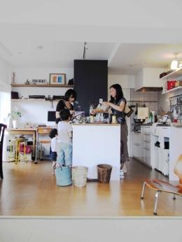 目白台(R) (キッチン)