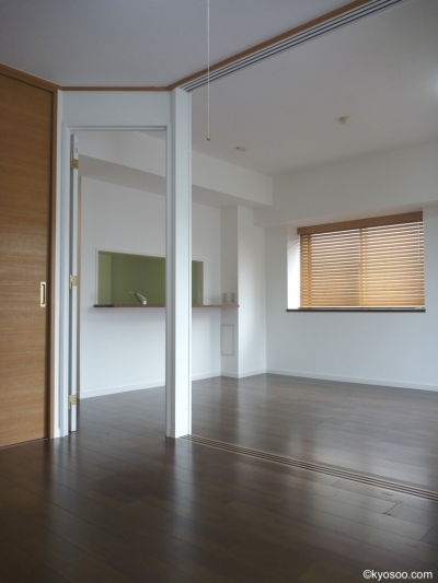 bed room / living room / dining room (Sg-House)
