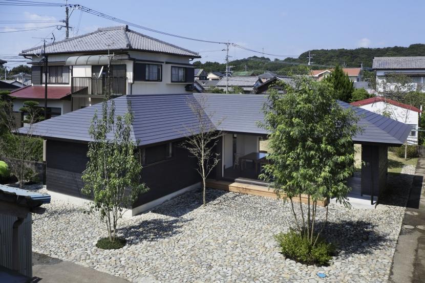 下北方の家/宮崎市の住宅
