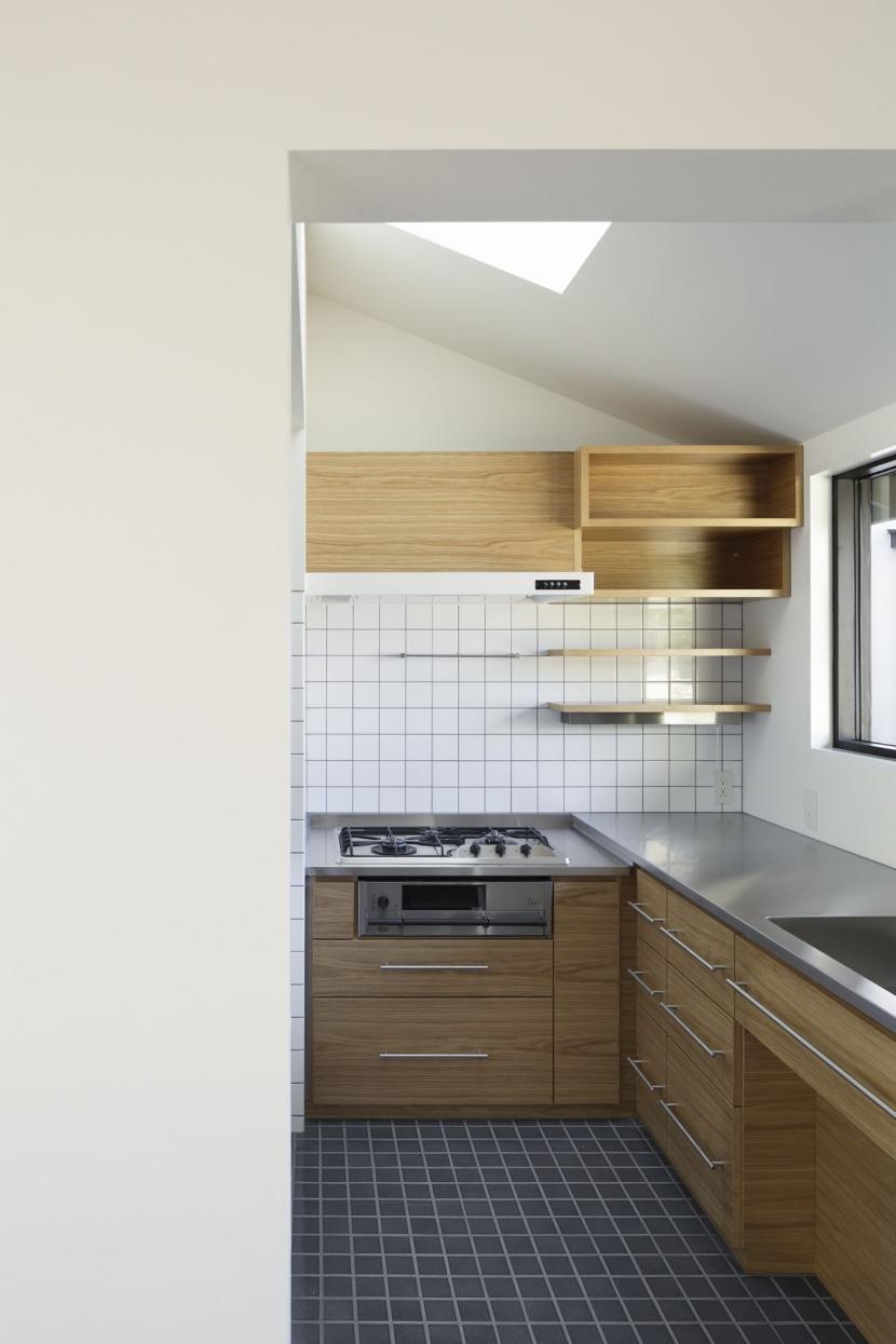 下北方の家/宮崎市の住宅の部屋 キッチン