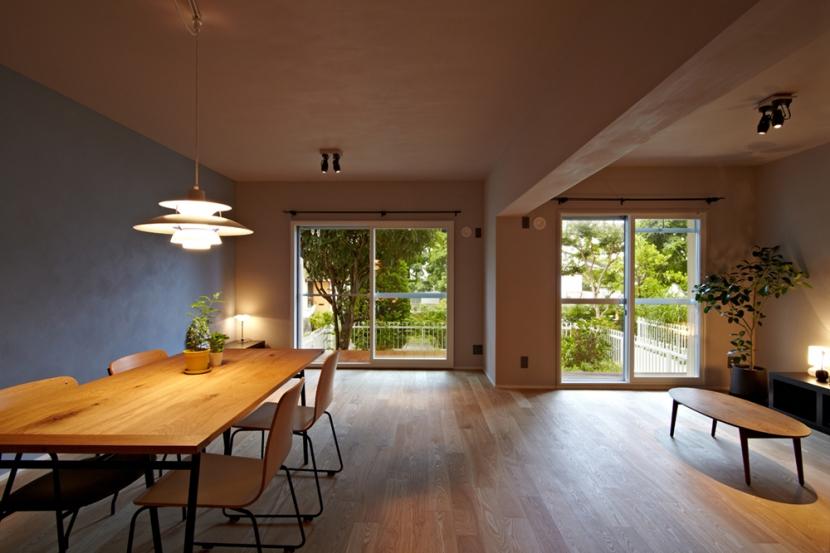 多摩センターの家/東京のリノベーション