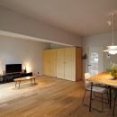 山田伸彦建築設計事務所の住宅事例「多摩センターの家/東京のリノベーション」