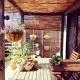 ルーフバルコニー (Y-O house)