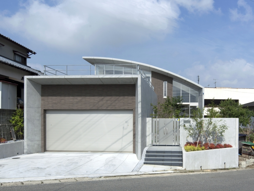 建築家:深田 晋「宇美の家」