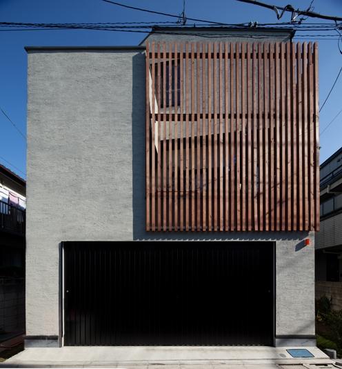 奥沢の住宅の写真 外観