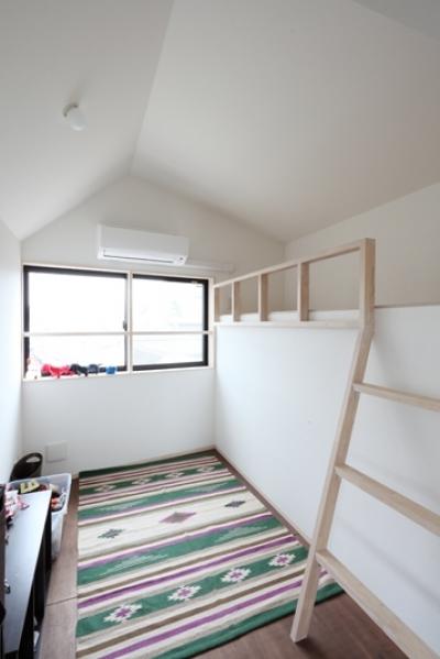 子供部屋 (奥沢の住宅)