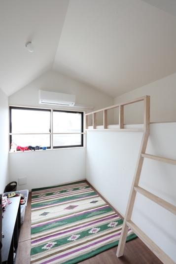 奥沢の住宅の写真 子供部屋