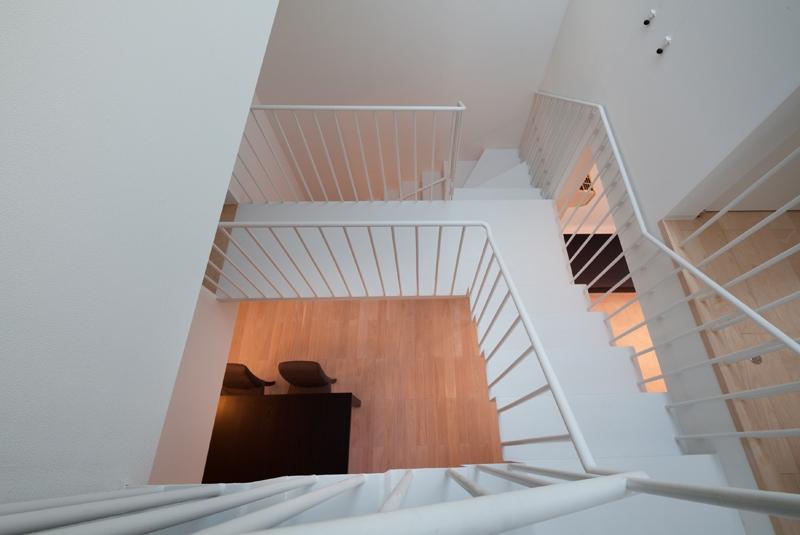 深沢の住宅の写真 階段