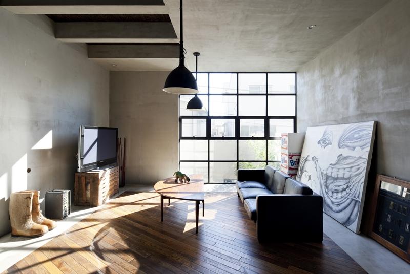 建築家:LEVEL Architects「渋谷の住宅」