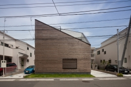 大船の住宅 (外観)