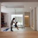LEVEL Architectsの住宅事例「大船の住宅」