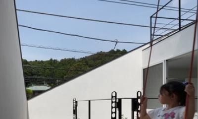 大船の住宅 (屋上)