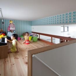 大船の住宅-子供部屋